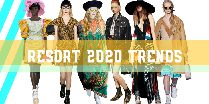 Holiday 2020 Fashion Trends.Emerging Trends From Resort 2020 Jane Theory